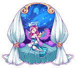 Celestial Bed + video Process by rika-dono