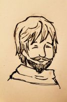 Bearded!Russia by StatusDelirious