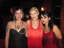 Me Morgan from Kittie and Deanna for Kittie by jessangel2003