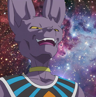 Beerus Space Picture by PikachuStar93