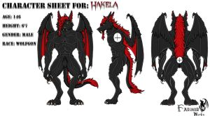 Fursuit reference sheet for Slinkyshmoo by Farumir