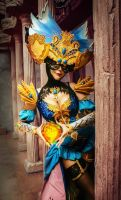 Shining Blade - Guild Wars 2 by Vostrikova-Nina