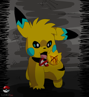 Rocketchu: Are we blood brothers now? by Thiefing