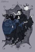 Annabel Lee II by IrenHorrors