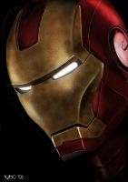 ironman by pudo