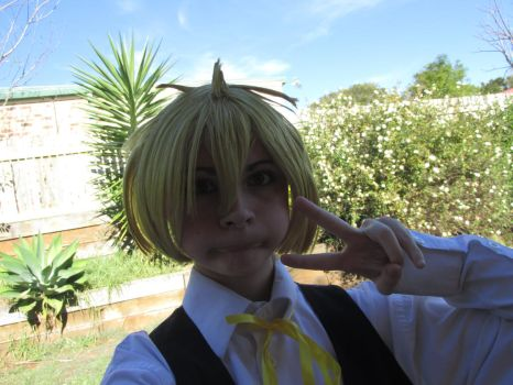 derp face SOE : TwinCosplay by lilly10baby