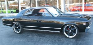 Back in black Chevelle by Beowulf-BX