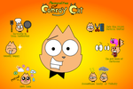 The Personalities of Conroy Cat by Jarquin10