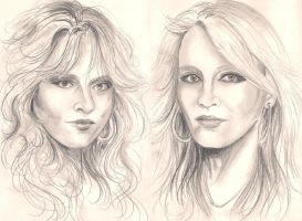 Doro sketches by cozywelton