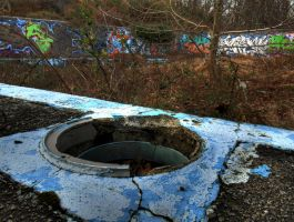 Hell House Pool by Scipio164