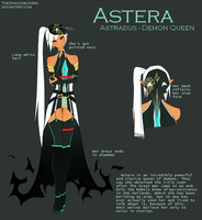 Astera - Reference by TheShadowedGrim