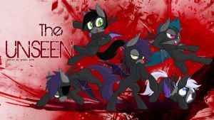 The Unseen. MLP wallpaper by SteelWing1