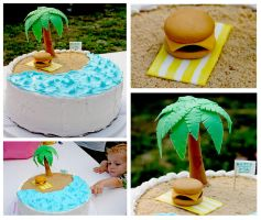 jimmy buffet cake by pinkshoegirl