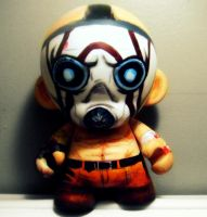 Psycho Munny by Dark-Monarchy