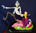 Rick and Morty by Phoenix-Cry