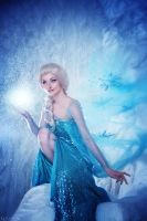 Elsa - Ready to see some magic? by MilliganVick