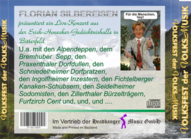 Volksmusik CD Cover 2 by CmdrKerner