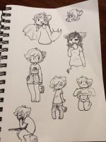 Sketchbook Pg 16 by QTipps