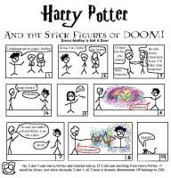 Harry Potter Sticks 3 by randomcharlie