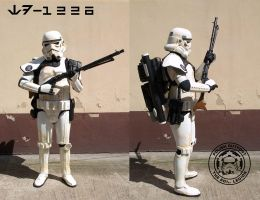 Imperial stormtrooper by Jonboy2312