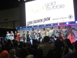 Comikaze Expo 2014: Geek Fashion Show 10 by iancinerate