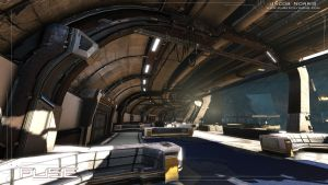 FUSE - Hyperion Base Walkway by Jacob-3D