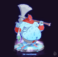 Ghostbusters The Exeutioner by Phil-Crash-Murphy