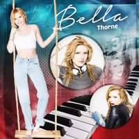 Png pack #65 Bella Thorne by blondeDS