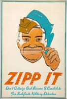 Zipp It! by poasterchild