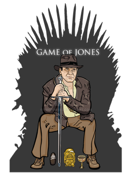 Game of Jones by FireP0wer