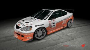 Acura RSX Type-S Race Car by OutcastOne