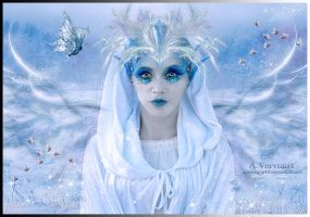 Ice queen miracle by annemaria48