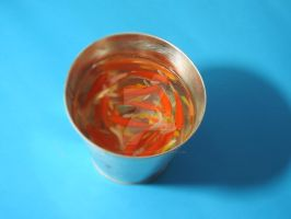 Goldfish Art 3d (8) by goldfishinspiration
