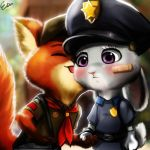 Judy X Nick by Esther-fun-world
