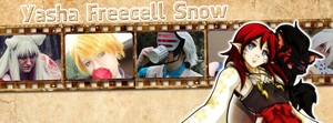 Yasha Freecell Snow | Timeline Facebook by Howie62