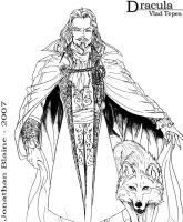 Dracula Vlad Tepes by Wolfgang-Blaine