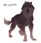 Mr Grumps by Naviira
