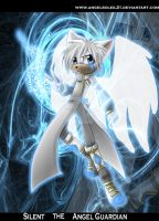 Silent the Angel Guardian by AngelSoleil21