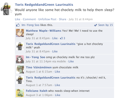 Hetalia Facebook: Sleepy Time by gilxoz-epicness