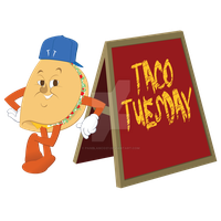 Taco Tuesday by panblanco37