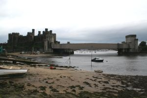 Stock - Conwy Castle 3 by GothicBohemianStock