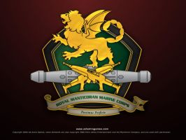 Royal Manticoran Marine Corps by thomasthecat
