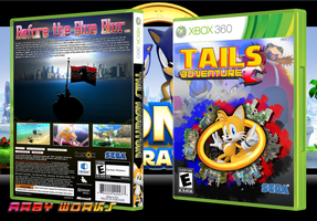 Tails Adventure Cover by Arby-Works
