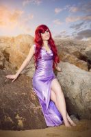 Ariel (beach photo shoot) 3 by AliciaMigueles