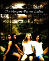 The Vampire Diaries Ladies by Pliok14