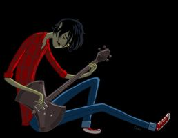 Marshall Lee by tamiart