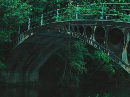 Under the Iron Bridge by hapg