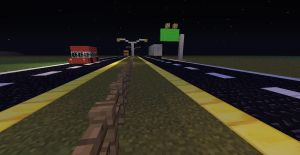 Minecraft - Interstate by Mamamia64
