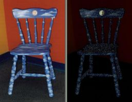 Day and Night Chair by andydiehl