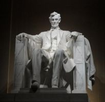Things from DC: Lincoln Statue by Killbot-Beauty